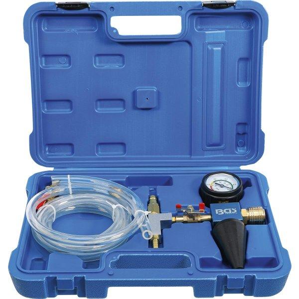 Kühlsystem-Befüll- und Entlüftungsgerät - 6-tlg. - BGS