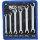 Offener Doppel-Ringschlüssel-Satz - SW 8 x 9 - 18 x 19 mm - 6-tlg. - BGS